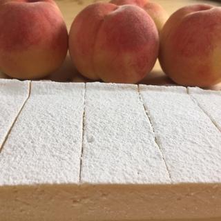 桃のチーズケーキ.jpeg